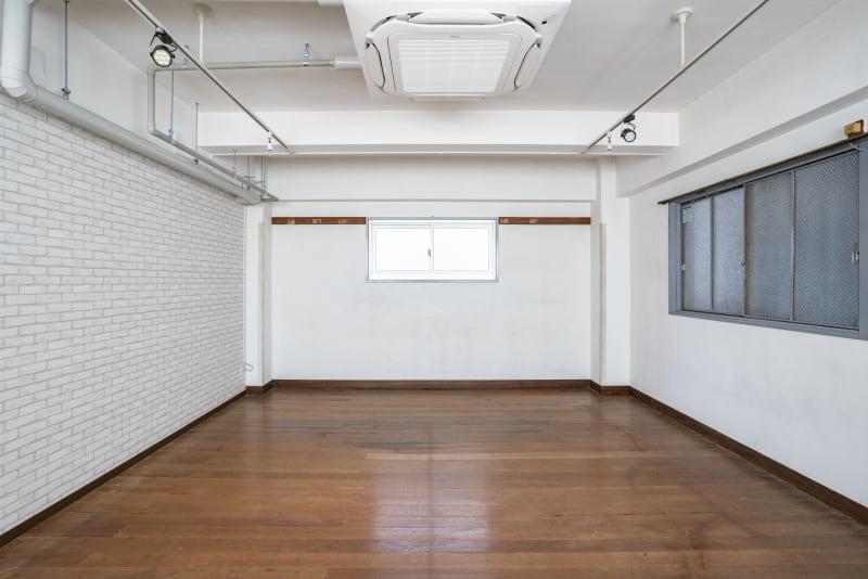 スペース① 広さ25㎡ - each stage レンタルスペースの室内の写真