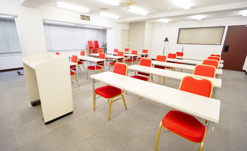 TKP銀座ビジネスセンター ミーティングルーム8Bの室内の写真
