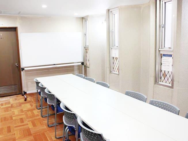 TKPスター貸会議室 代々木 ミーティングルーム7の室内の写真