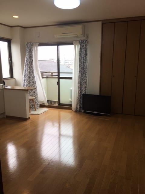 完全個室、シンプルで使いやすいお部屋です - OneRoomstudio ワンルームのお部屋の室内の写真