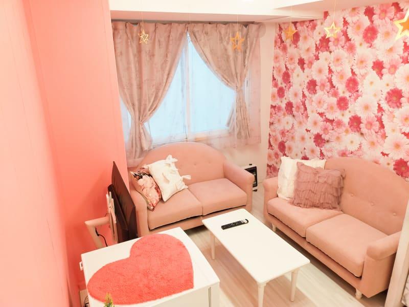 espace fleurs パーティールーム、多目的スペースの室内の写真