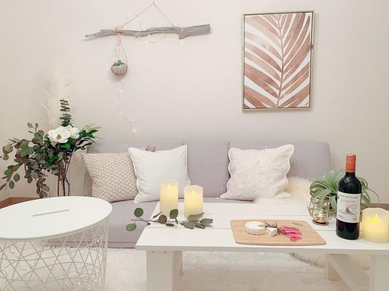 落ち着けるリラックス空間✨🌸 - 森ノ宮TERRACEの室内の写真