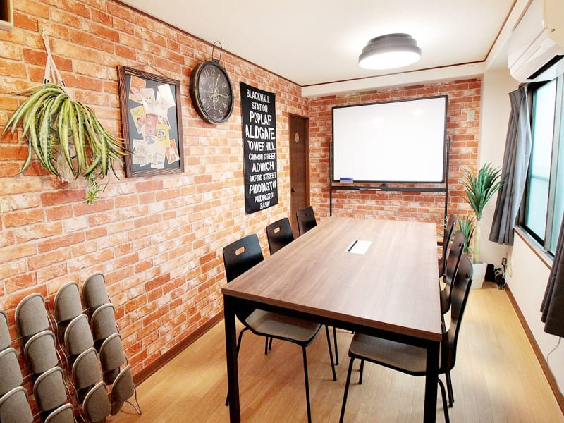 ふれあい貸し会議室 自由が丘芝原 ふれあい貸し会議室 自由が丘Aの室内の写真