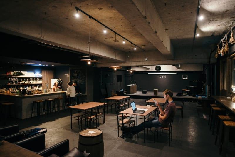 内装 ※現況と異なる場合がございます。 - Tune Hakodate 多目的スペースの室内の写真