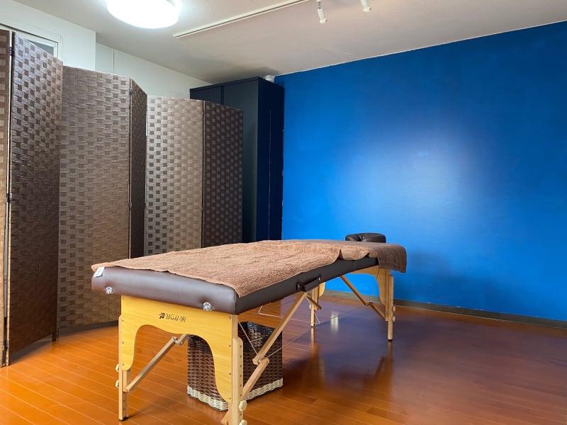 レンタルスペースKAI レンタルサロンの室内の写真