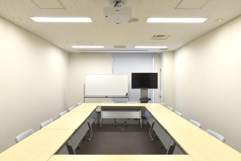ロの字形式(16席) - Hikarieカンファレンス Room Aの室内の写真