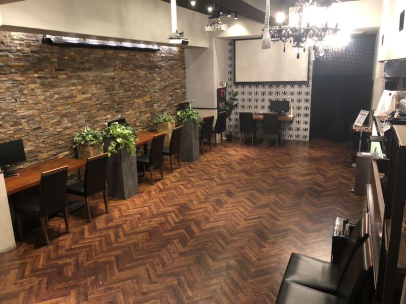 パセラのコワークサテライト銀座店 パセラのコワークサテライト銀座の室内の写真