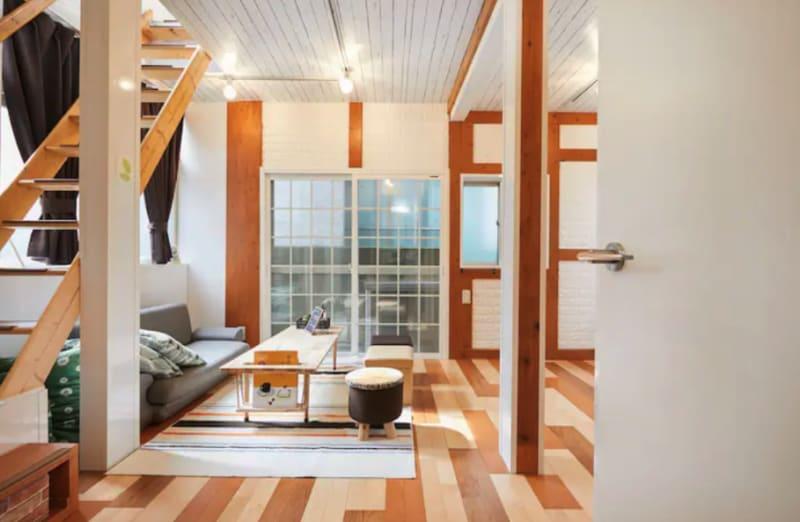 MatsuriLoftHouse LoftHouseの室内の写真