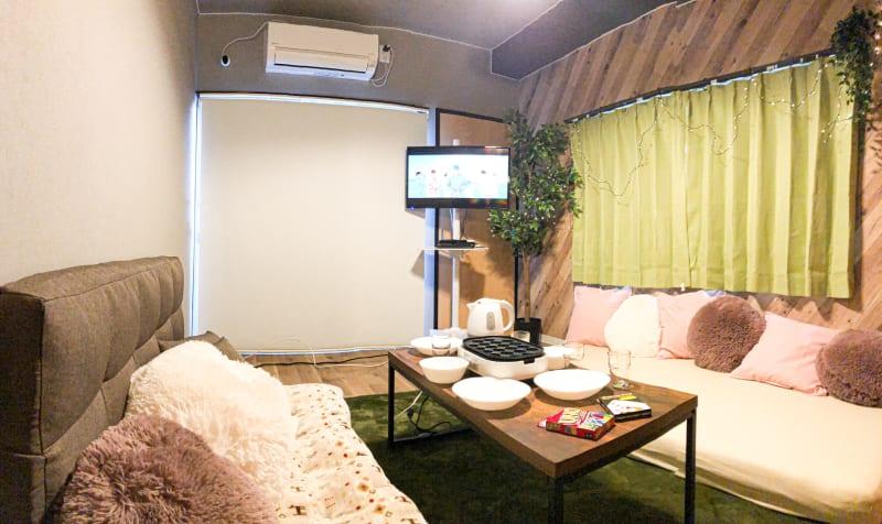 レイアウト大幅変更しました🥰😍 - Sonaroom Sonaroom1a✨【高崎市】の室内の写真