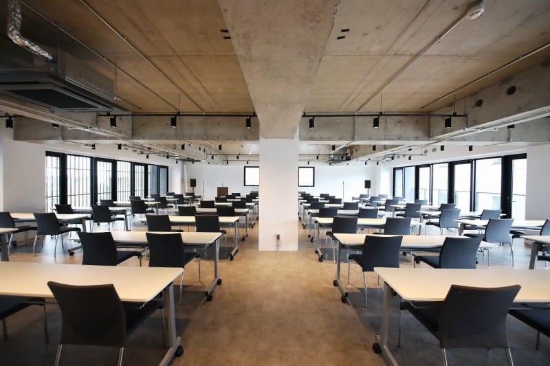 東邦オフィス天神渡辺通 東邦オフィス渡辺通会議室⑤名の室内の写真