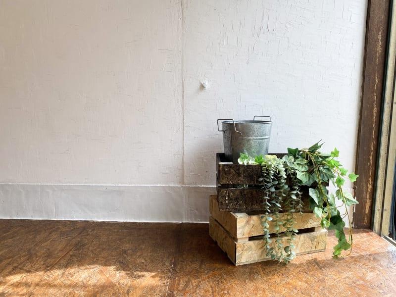 写真撮影イメージです。 - Studio butter 【超格安】白壁撮影スタジオの室内の写真