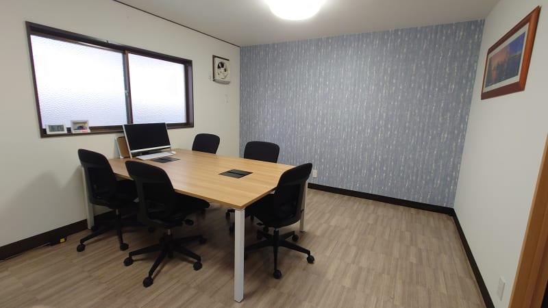 OsakaStartupPark Room-3の室内の写真