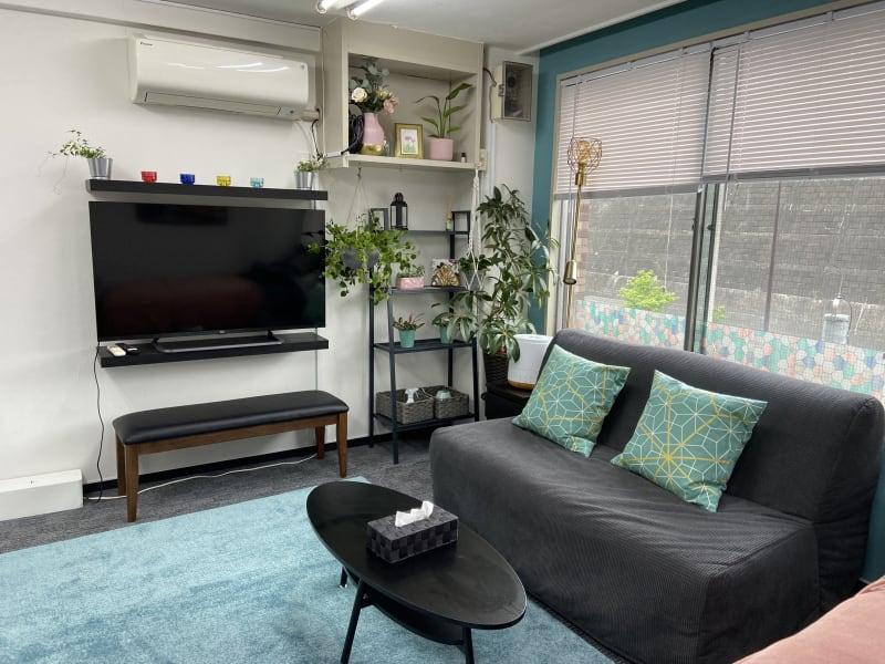 ソファー - レンタルスペース さくらイン スタジオの室内の写真