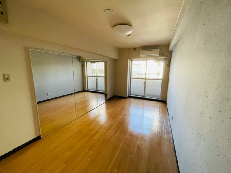 小人数に最適のコンパクトスペース - One Room Studio ダンス・トレーニングスタジオの室内の写真