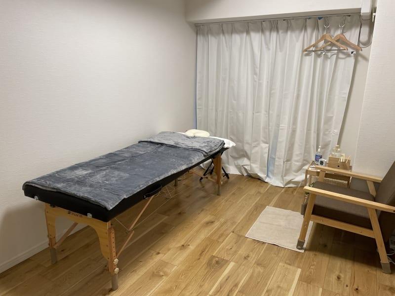 練習・接客に最適 - レンタルサロンASM桜木町 ASM桜15:30~20:30の室内の写真