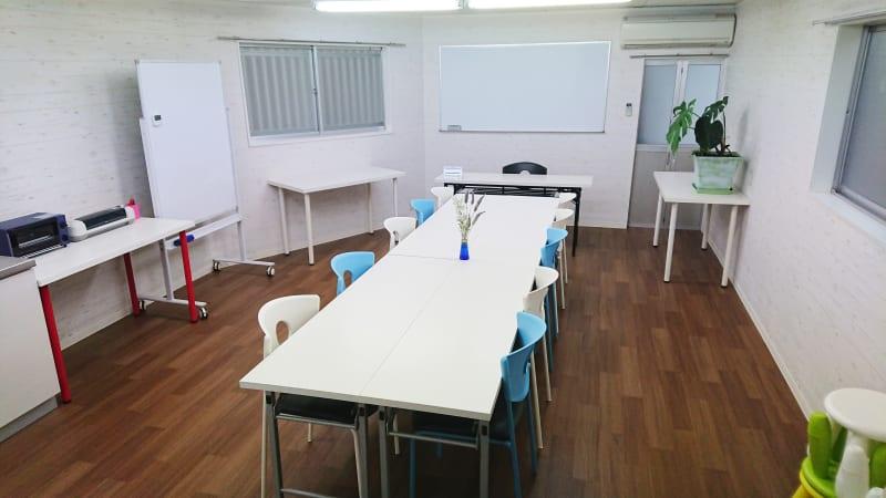 全体風景1 - P&Oコミュニケーションスタジオ 2Fレンタルスペースの室内の写真