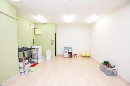 白壁でSNSの撮影に適してます! - 赤羽駅近 フリースペース 102号室の室内の写真