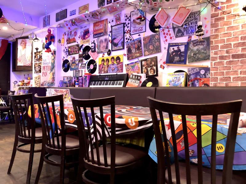 団体様も楽しく宴会♪ - ウツボーノ レンタルカフェ&キッチンの室内の写真