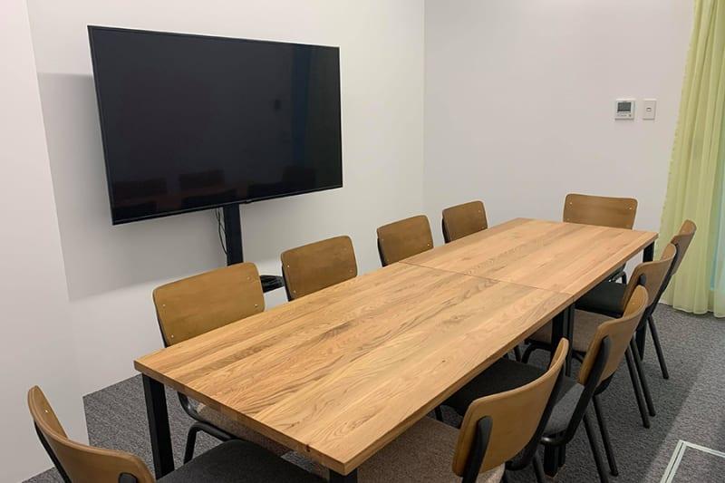 SHARE M-10 会議室3の室内の写真