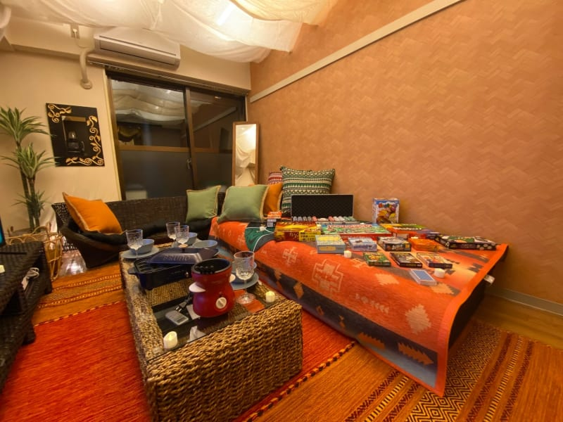 205_Asiana吉祥寺 レンタルスペースの室内の写真