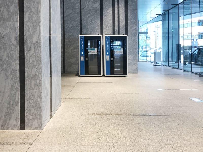 テレキューブ 大名古屋ビルヂング 42-01の室内の写真