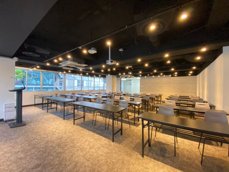TIME SHARING 渋谷ワールド宇田川ビル 9F - 渋谷ワールド宇田川ビル タイムシェアリング 9F 会議室の室内の写真