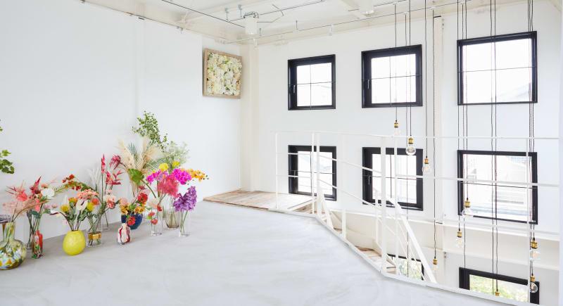 1から3階の1棟まるごとスタジオです - 表参道NYスタイルスタジオ 表参道NY風1棟レンタルスタジオの室内の写真