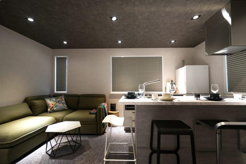 Real Life 南青山 Aoyama Oasisの室内の写真