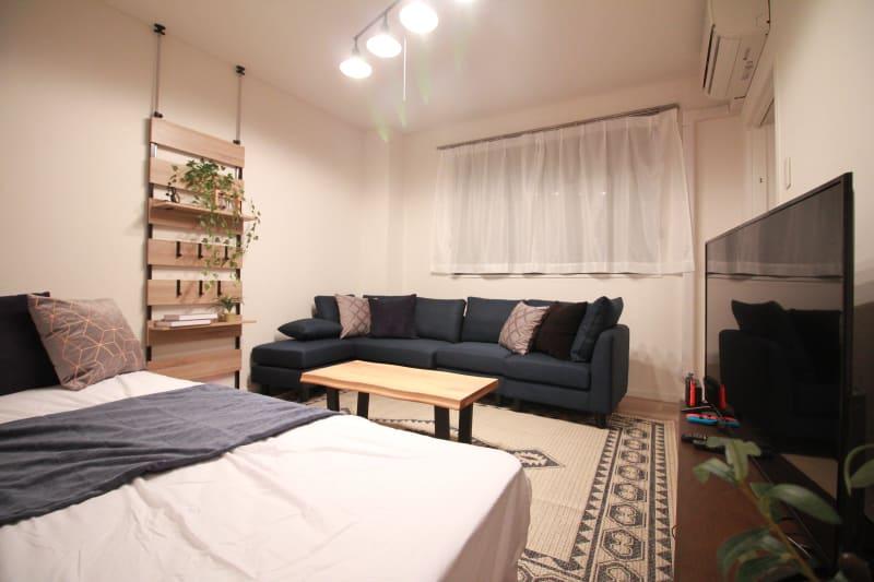 194_Calme心斎橋 パーティの室内の写真