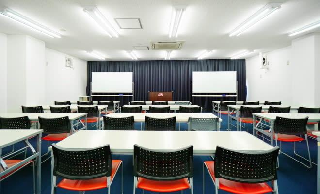 TKPスター貸会議室 四谷 第2会議室の室内の写真