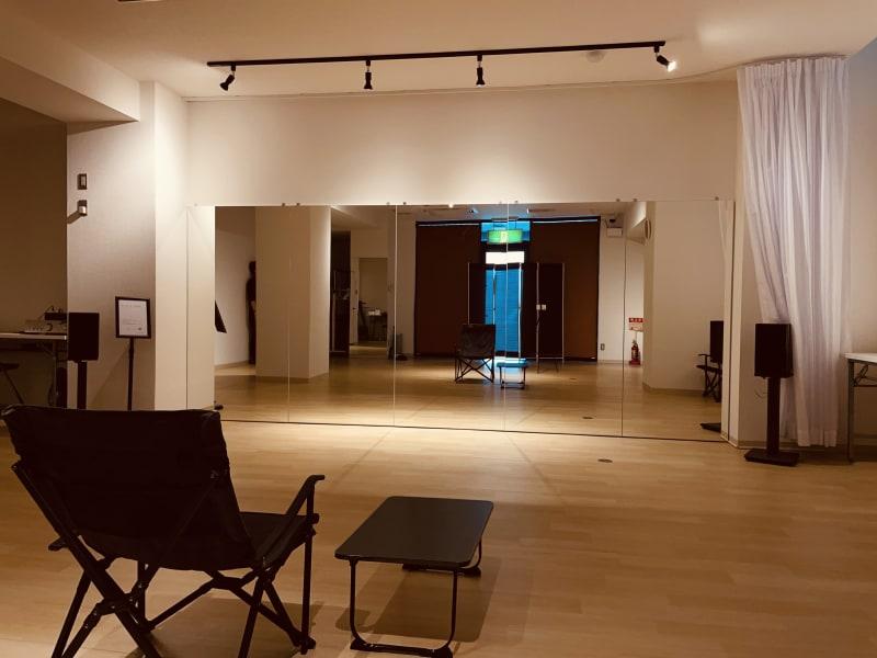 レジデンス浜松1階 レンタルスタジオ ダンスユーの室内の写真