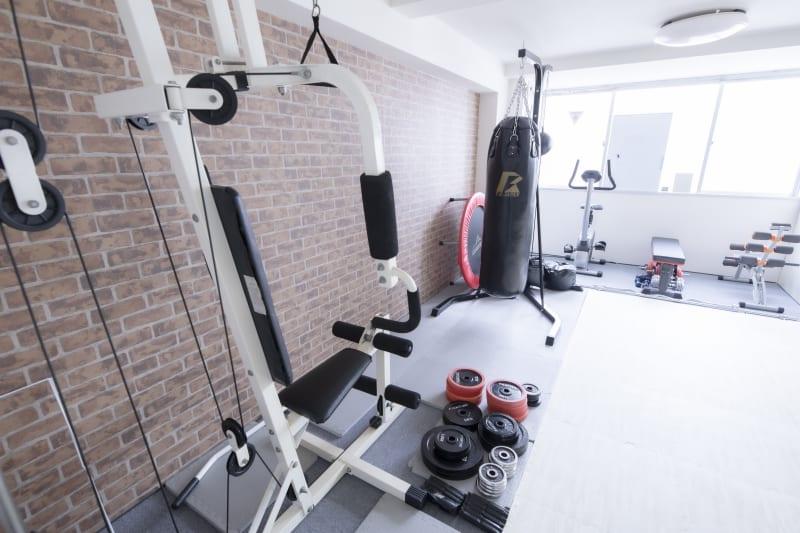 セイコウ光袋町ビル 本格トレーニング&ダンススタジオの室内の写真