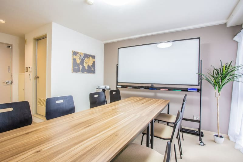 ふれあい貸し会議室京都FORUM ふれあい貸し会議室 京都B505の室内の写真