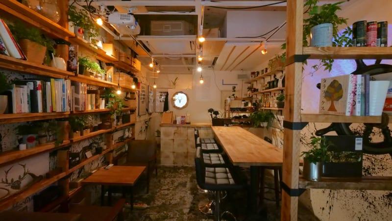 配信バーSHIBUYA+BAr 飲食貸出プラン 渋谷の秘密基地の室内の写真