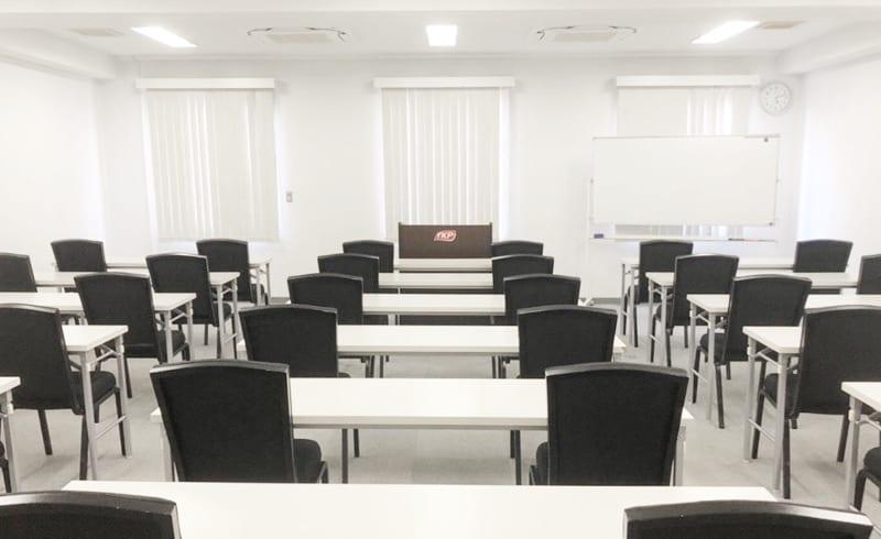 TKP飯田橋ビジネスセンター カンファレンスルーム3Bの室内の写真