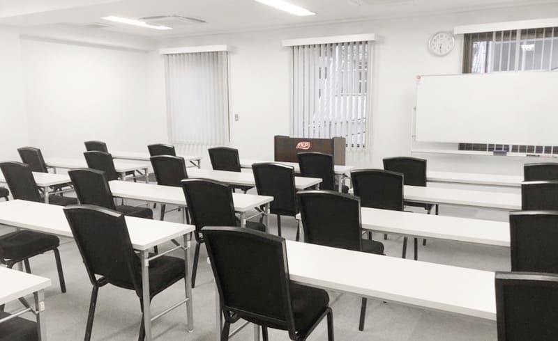 TKP飯田橋ビジネスセンター カンファレンスルーム3Cの室内の写真