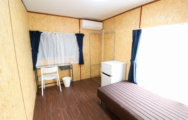 テレワークスペース個室 大島 テレスペ大島の室内の写真