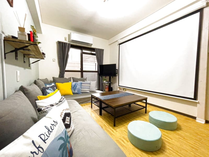 11. タスワン心斎橋45 タスワンスペースの室内の写真