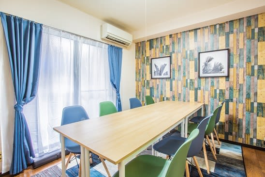 北千住FRIENDS Ⅺ 安くて綺麗で駅から最も近い会議室の室内の写真