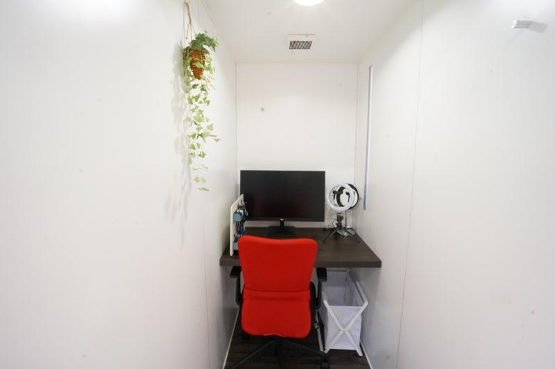 【ONLY ONE TIME】 オンリーワンタイムオフィスP2の室内の写真