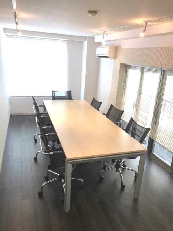 内観1 - 幡ヶ谷駅から徒歩2分の会議室 レンタル会議室 春山の室内の写真