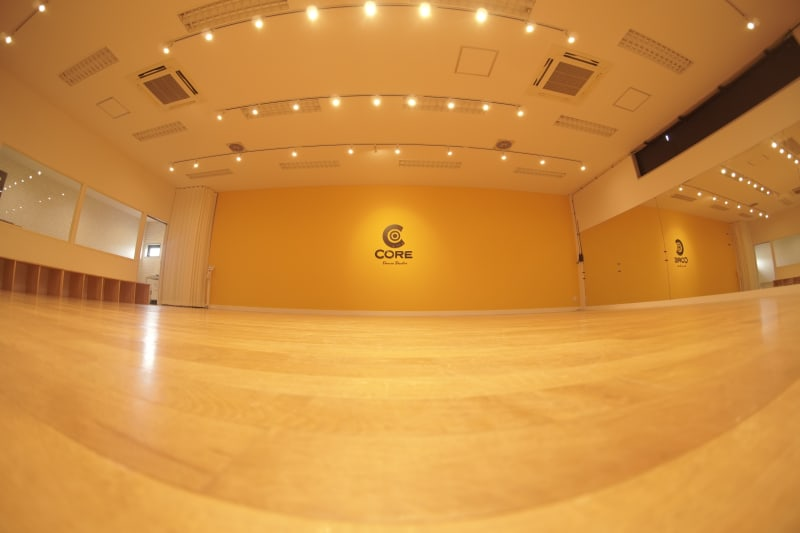 スタジオホール - wi-fi、更衣室、待合室完備の室内の写真