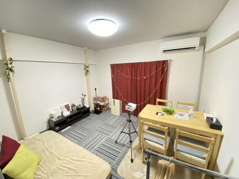 HIMUCA how's 渡辺通店03/パーティ&会議室の室内の写真