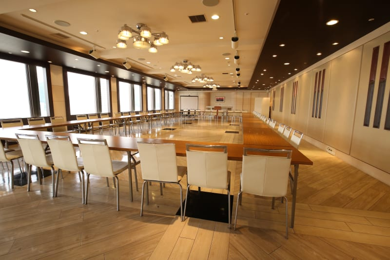 ステラカンファレンスルーム - ステラコート 神戸三宮 ステラカンファレンスルームの室内の写真
