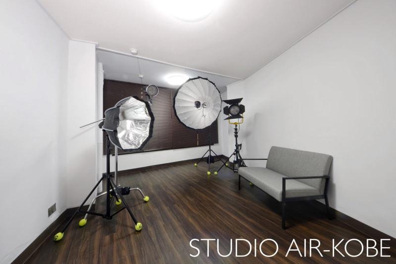 スタジオ内部写真 - STUDIO AIR-KOBE- 神戸最安レンタルスタジオ!!の室内の写真