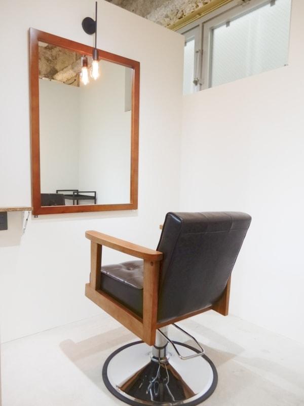 Salon Mall 出張シェアサロンの室内の写真