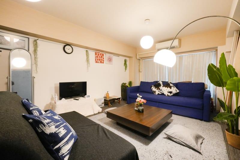 新宿パーティースペース 5アドレスの室内の写真