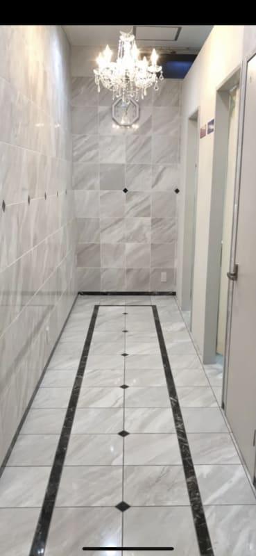 ギリシャから輸入した大理石の癒しの空間、完全個室  - 貸しスペース GOLDの室内の写真