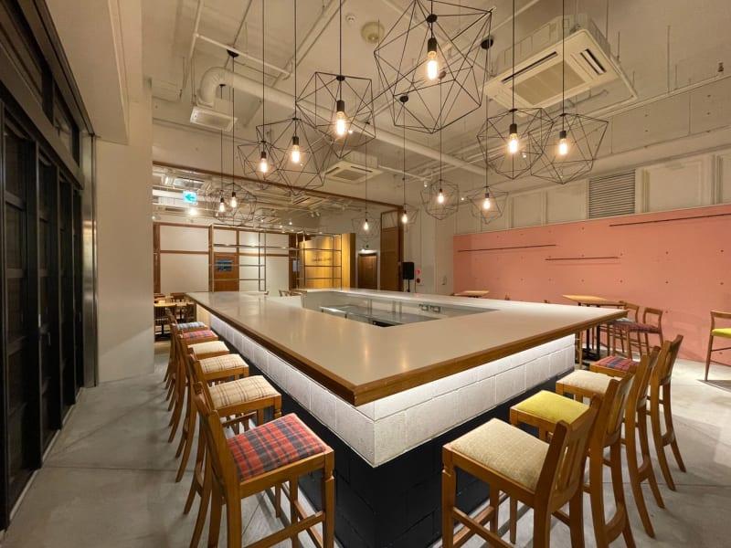 東邦オフィス博多 東邦スペース博多①名の室内の写真