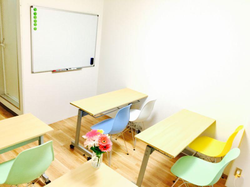 トライ会議室H 完全個室貸切スペース